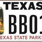 Texas Parks & Wildlife releases newly minted license plate