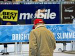 How strong is Best Buy right now? It may even be taking share from Amazon