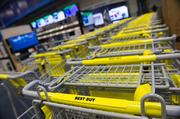 Have consumers been filling those carts? Best Buy, the electronics, appliance and entertainment retailer, is expected to release quarterly earnings tomorrow.