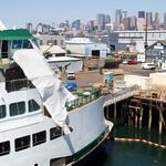 The making of a ferry: M/V Samish comes to life at Seattle's Harbor Island (slide show)