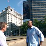 Jason Collins, along with Marriott, wants D.C. to #LoveTravels (Video)