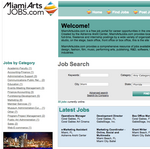 Arsht Center launches Miami jobs website