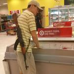 Target: Don't bring guns in our stores