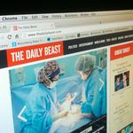Daily Beast CEO Murphy to leave in summer