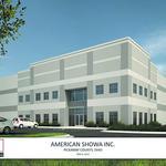 American Showa Rickenbacker building seen as key to auto parts efficiency