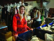 Anna Palmer, CEO of Fashion Project, now has more than 50 employees at her Boston firm.