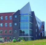 GTCC's Aviation III building will make you swoon ... or swoop