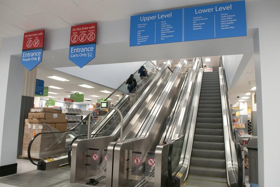 Downtown Honolulu Walmart Store Slideshow Pacific Business News