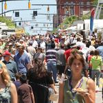 Photo Tour: Opening day of the 2014 Columbus Arts Festival