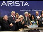 Arista Networks' shares soar 17 percent to all-time high