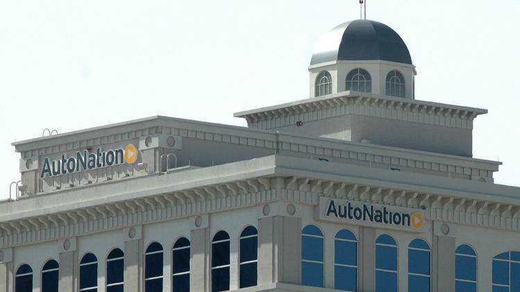 AutoNationu0027s Headquarters In Fort Lauderdale.