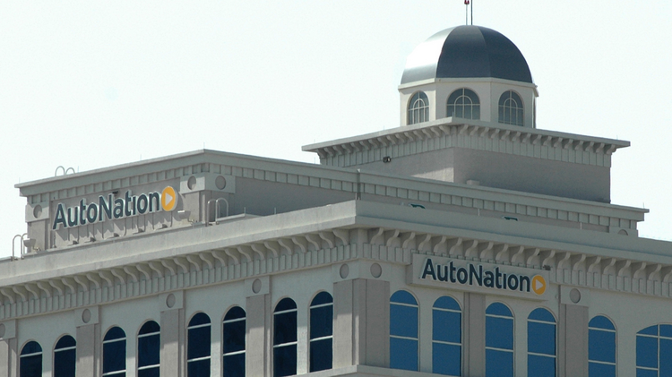 Wonderful AutoNationu0027s Headquarters In Fort Lauderdale.