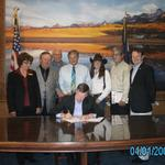 Hickenlooper signs five final business bills on last possible day