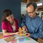 Founded by former Rethink Robotics exec, robot kit for kindergartners seeking $50k