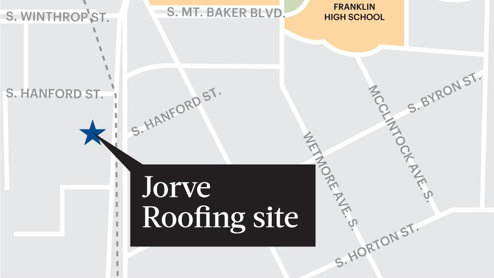 Jorve Roofing housing sets sights on jorve roofing site in south seattle