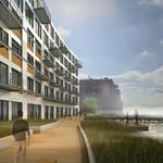 Mandel's 3rd Ward apartment, river walk designs get plan commission approval