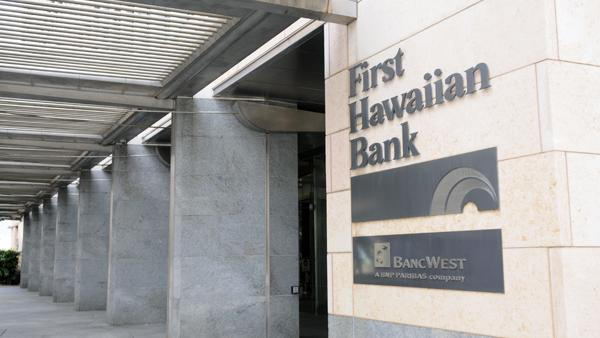 Bnp Paribas To Sell More First Hawaiian Stock Pacific Business News