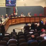 Council puts off vote on tax hike