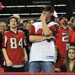 Emory University study ranks Atlanta Falcons fan base, brand No. 19 in NFL