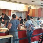 Second Blaze pizza location opening in Louisville