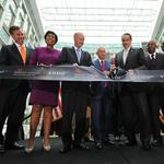 We go so you don't have to: A ribbon cutting to mark D.C.'s biggest hotel opening (Video)