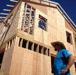 Home builders' confidence in housing market up for third month in a row