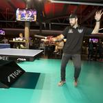 Pingpong helps IndyCar drivers promote ABC Supply Co. Wisconsin 250: Slideshow