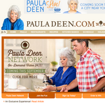 How <strong>Paula</strong> <strong>Deen</strong> started her empire on $200 and a stick of butter