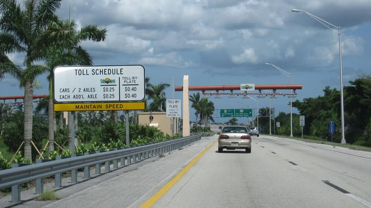 Florida Toll By Plate >> Turnpike Eyes Changes After Sunpass Troubles Tampa Bay