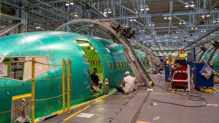 Increasing demand will make Spirit AeroSystems a major job creator in 2018.