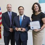 Tech group lauds Congressman Castro