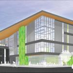 COVER STORY: New chapter for downtown:  library renovation could spur development