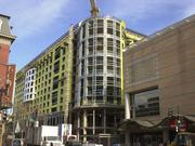 Gallery Place, in the last stages of construction in December 2003.