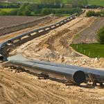 Pipeline company's 90 employees will remain here after merger
