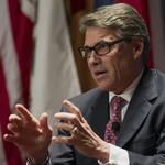 Gov. Rick Perry: Export U.S. energy to 'liberate' Europe from 'Russian aggression'