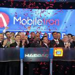 MobileIron raises $100M after IPO hits middle of target range