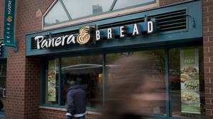 Panera competitor files to block $7.5 billion acquisition