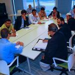 Pakistani energy leaders learn how it's done Texas style at the Dallas Business Journal
