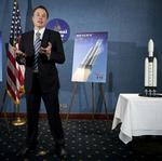 SpaceX chooses Texas for world's first commercial rocket launch facility