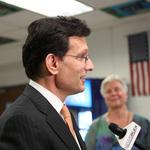 Will <strong>Eric</strong> <strong>Cantor</strong> defeat hurt Boeing's export sales?