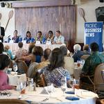 Winds of change at PBN's Windward Oahu Means Business: Slideshow