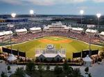 Why the RoughRiders' stadium naming rights deal could hit it out of the minor league ballpark