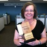 DBJ's Cathy Proctor honored for energy coverage