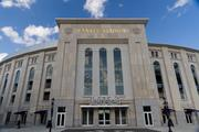 The New Yankee Stadium's Gate 4.