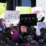 Uber drives another attack on proposed regulations