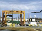 Norfolk Southern's intermodal facility in Charlotte grows with global trade