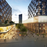 Three new towers proposed for Logan Square in Center City