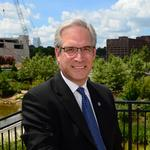Atlanta BeltLine CEO Paul Morris could be on his way out