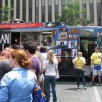 Cincinnati food trucks invade Fountain Square: SLIDESHOW