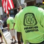 Unions take PA Convention Center fight to the state